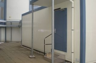 Containerrechenzentrum