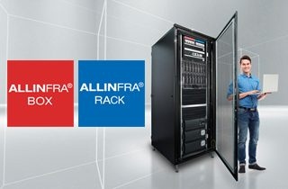 AllINFRA® BOX und RACK